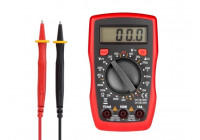 DIGITAL MULTIMETER - CAT.  II 500 V / CAT III 300 V-10A