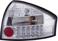 Achterlichten Audi A6 Sedan 99-03 LED Chrome