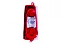 ACHTERLICHT LINKS ZONDER Elektrische Deel -2012 met 2 DEUREN