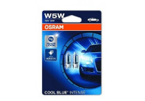 Osram Cool Blue Intense 12V W5W T10