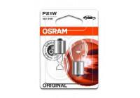 Osram Original 12V P21W BA15s - 2 stuks