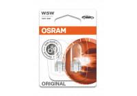 Osram Original 12V W5W T10 - 2 stuks