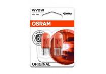 Osram Original 12V WY5W T10 - 2 stuks