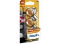 Philips 12496NAB2 BAU15s PY21W Premium 12V - 2 stuks