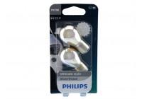 Philips 12496SVB2 PY21W Silver Vision 12V BAU15s - 2 stuks