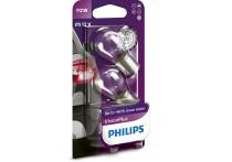 Philips 12498VPB2 BA15s P21W VisionPlus 5W 12V - 2 stuks