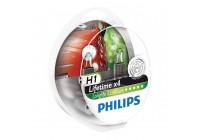Philips H1EcoVisionLL 12258 S2 - 2 stuks