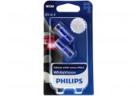 Philips White Vision stadslichten Xenon optiek 2 stuks