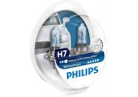 Philips WhiteVision 12972WHVSM H7 55W 12V - 2 stuks