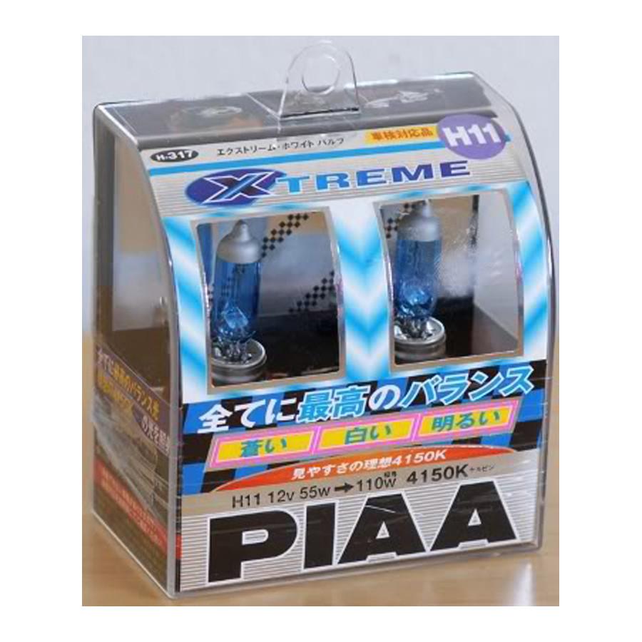PIAA Xtreme White set H11 | Winparts.nl - Autolampen