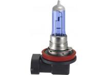 SuperWhite Blauw H11 55W/12V Halogeen Lamp, per stuk (E4)