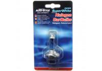 SuperWhite Blauw H7 55W/12V Halogeen Lamp, per stuk (E13)