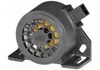 Achteruitrijalarm 12-24V 90 db