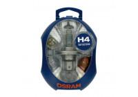 Osram reservelampenset 12V H4