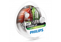 Philips 12972 H7 Longlife EcoVision S2 - 2 stuks