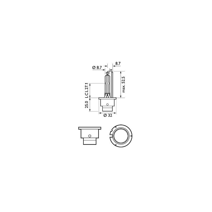 Xenon Longerlife D2s Autolampen K24a3 Ecu Wiring Diagram