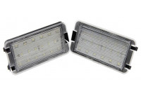 Set pasklare LED nummerplaat verlichting - Seat diversen