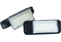 Set pasklare nummerplaat LED verlichting BMW 3-Serie E36 1991-1998