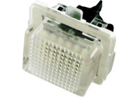 Set pasklare nummerplaat LED verlichting Mercedes-Benz Diversen - Type 2