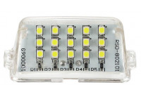 Set pasklare nummerplaat LED verlichting Peugeot 206