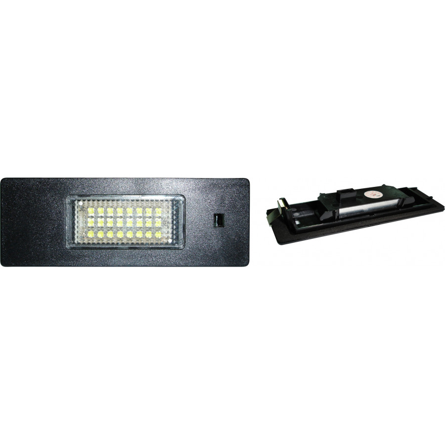 Set pasklare nummerplaat LED verlichting Semi pasvorm - Alfa/BMW ...