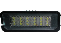 Set pasklare nummerplaat LED verlichting Volkswagen Diversen - Version 2 (Canbus)