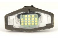 Set pasklare nummerplaat LED verlichting Honda Diversen - Type 1