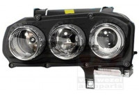 KOPLAMP LINKS MET PINKL.