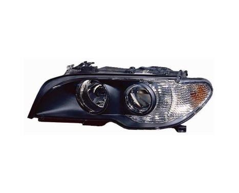 DUBBELE KOPLAMP VOOR L. H7+H7 WITTE Knipperlicht   A.L. 0653963M Magneti Marelli, afbeelding 3