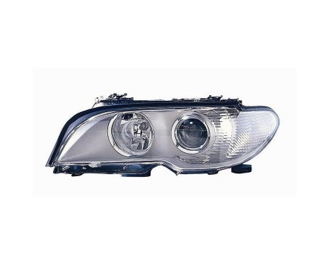 DUBBELE KOPLAMP VOOR L. H7+H7 WITTE Knipperlicht   A.L. 0653967M Magneti Marelli, afbeelding 2