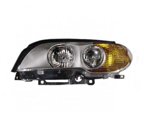 DUBBELE KOPLAMP VOOR L. XENON ORANJE Knipperlicht  A.L. 0653985M Magneti Marelli, afbeelding 2