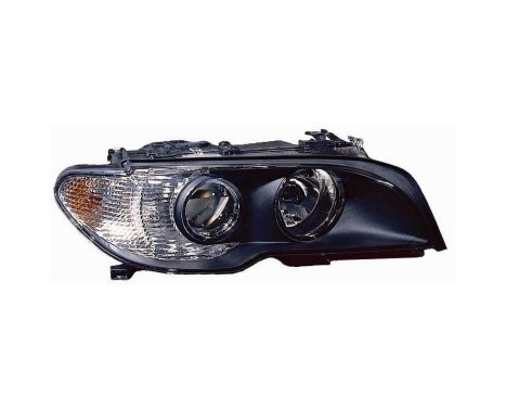 DUBBELE KOPLAMP VOOR R. H7+H7 WITTE Knipperlicht   A.L. 0653964M Magneti Marelli