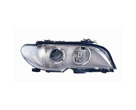 DUBBELE KOPLAMP VOOR R. H7+H7 WITTE Knipperlicht   A.L. 0653968M Magneti Marelli, afbeelding 2
