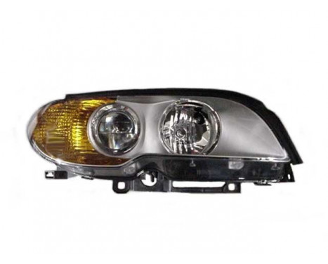 DUBBELE KOPLAMP VOOR R. XENON ORANJE Knipperlicht  A.L. 0653986M Magneti Marelli, afbeelding 2