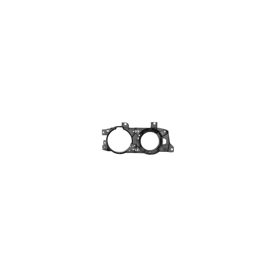 Frame, koplamp links 9AH 131 741-011 Hella