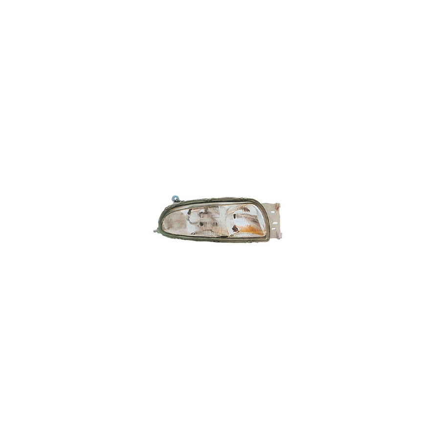 Koplamp links 20-3586-45-2 TYC