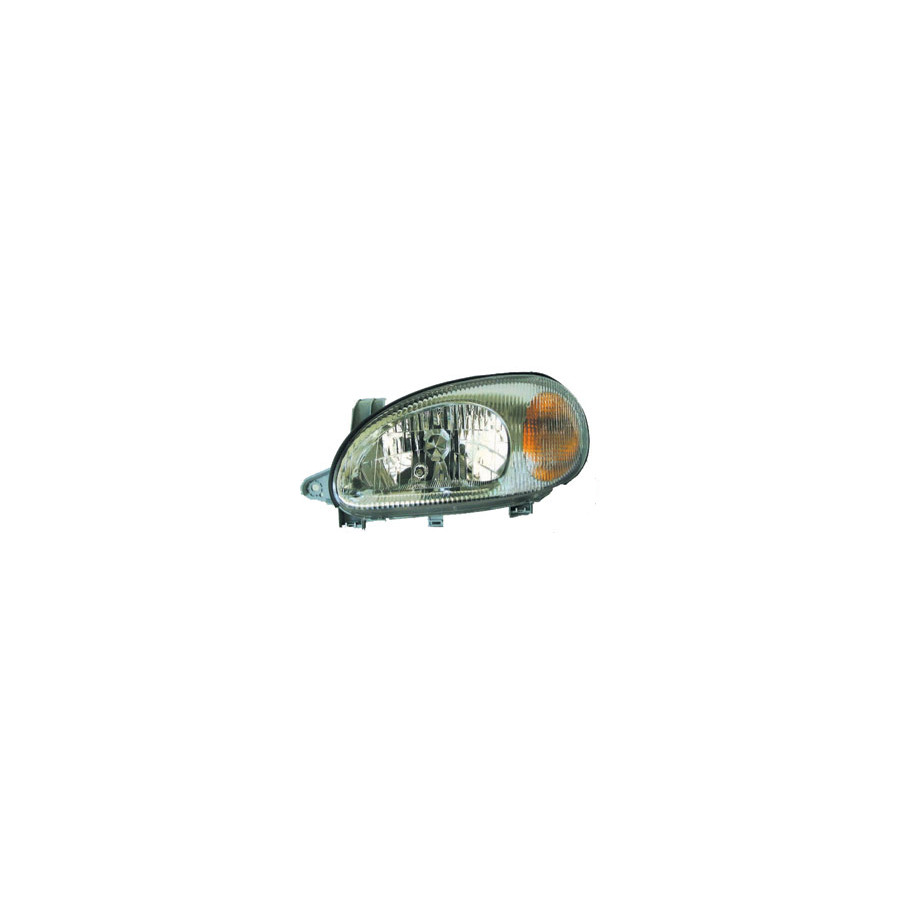 Koplamp links 20-5896-25-2 TYC