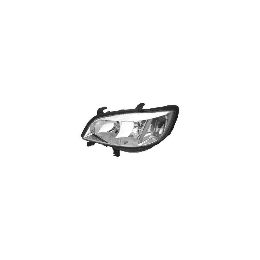 KOPLAMP LINKS 9118791 Opel GM
