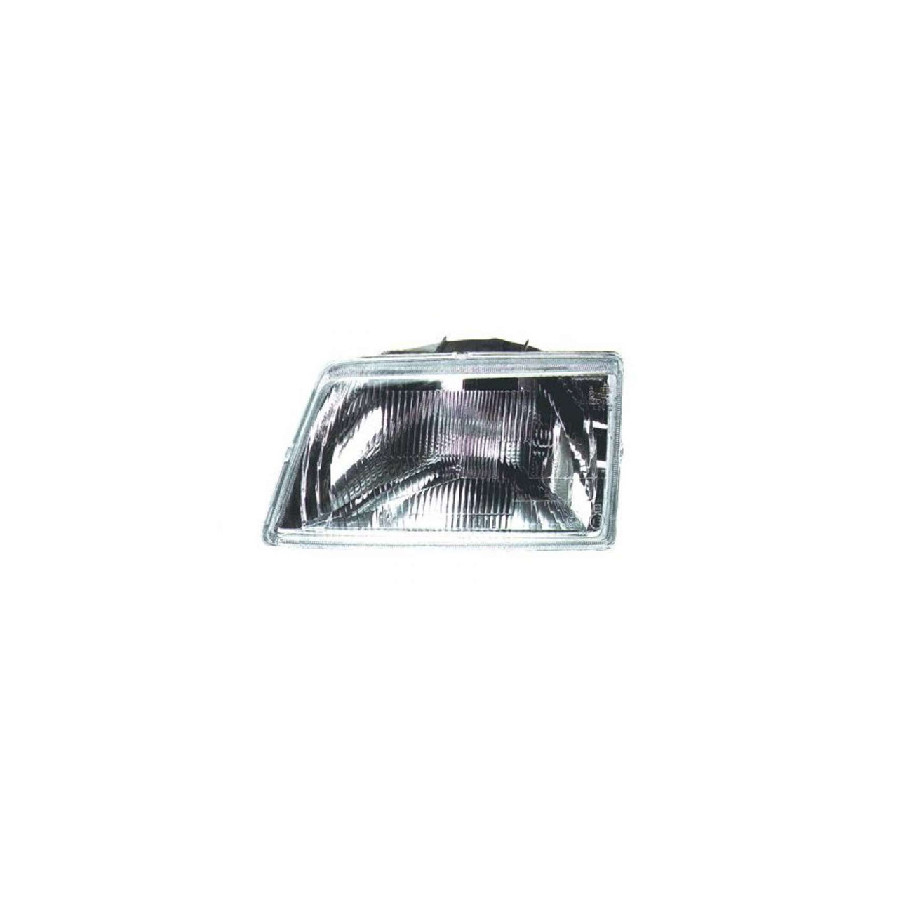KOPLAMP LINKS  BILUX + H4 4025941 Van Wezel