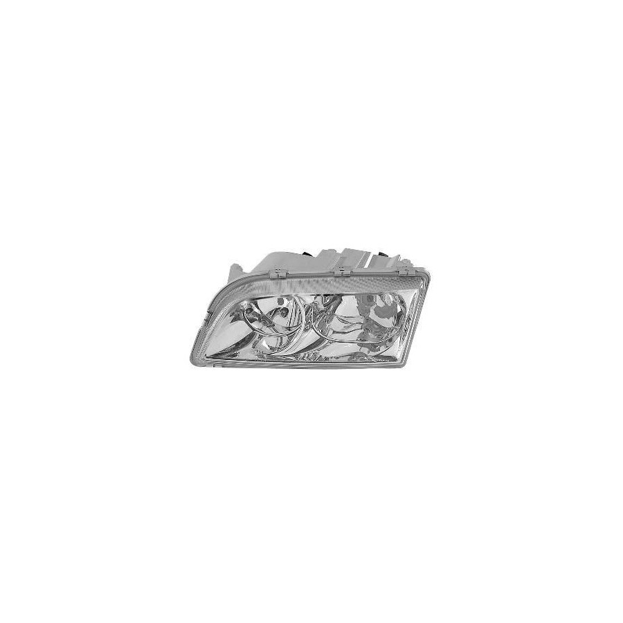 KOPLAMP LINKS  CHROOM (5 Pins) tot '00 5940963 Van Wezel