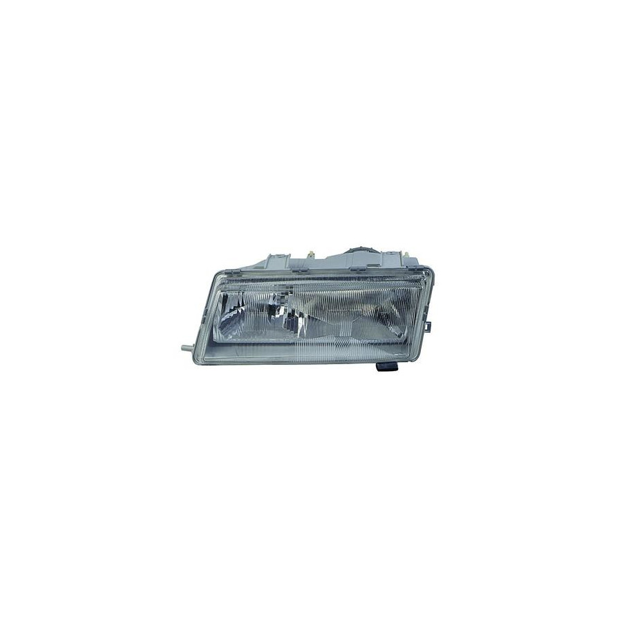 KOPLAMP LINKS  H1+H1 4741961 Van Wezel