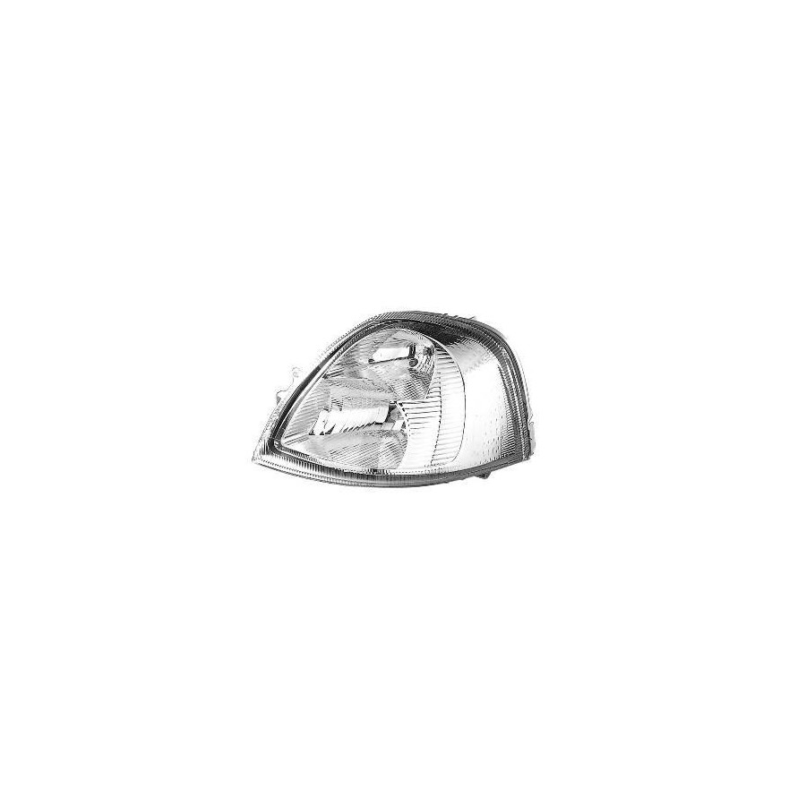 KOPLAMP LINKS  H7+H1 4387961 Van Wezel