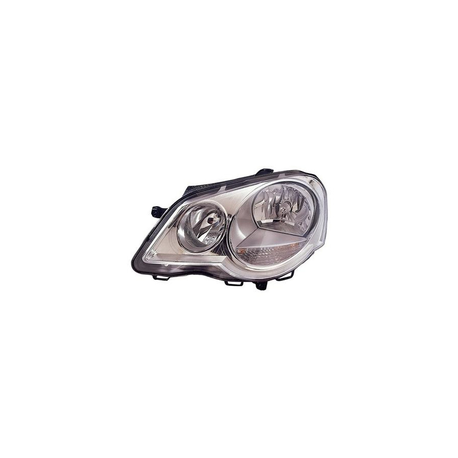 KOPLAMP LINKS  H7+H1 5828961 Van Wezel
