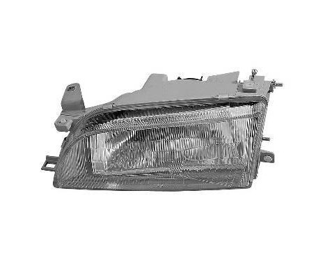 KOPLAMP LINKS  HATCHB.+SEDAN MANUEEL REG 5385951 Van Wezel