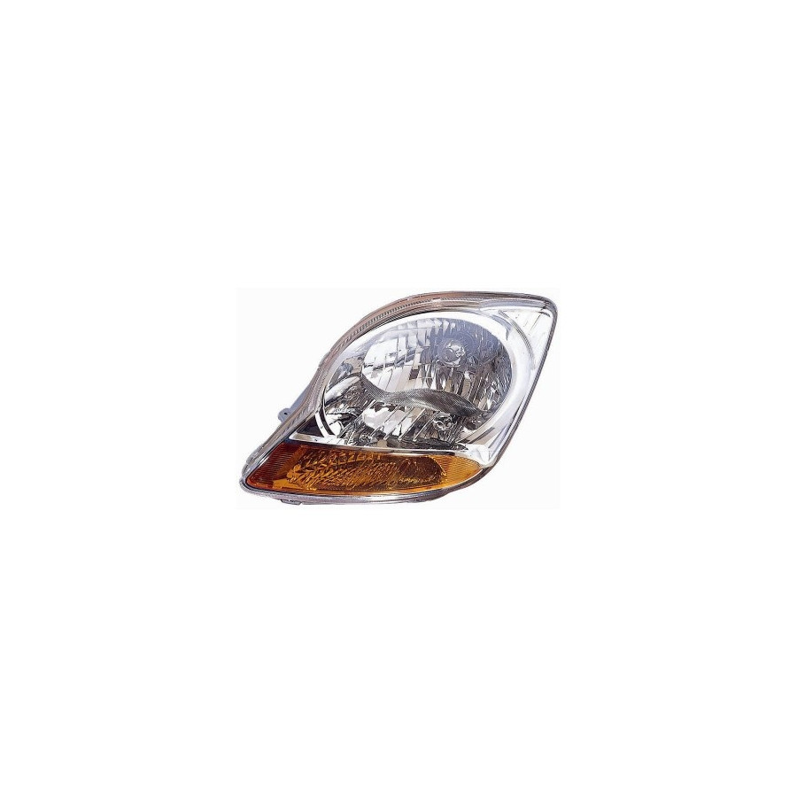 KOPLAMP LINKS   incl motor 0807961 Van Wezel