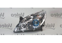 KOPLAMP LINKS MET KNIPPERL. D1S+H1+H1 XENON     VALEO