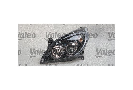 KOPLAMP LINKS MET KNIPPERL. D1S+H1 XENON        VALEO 043028