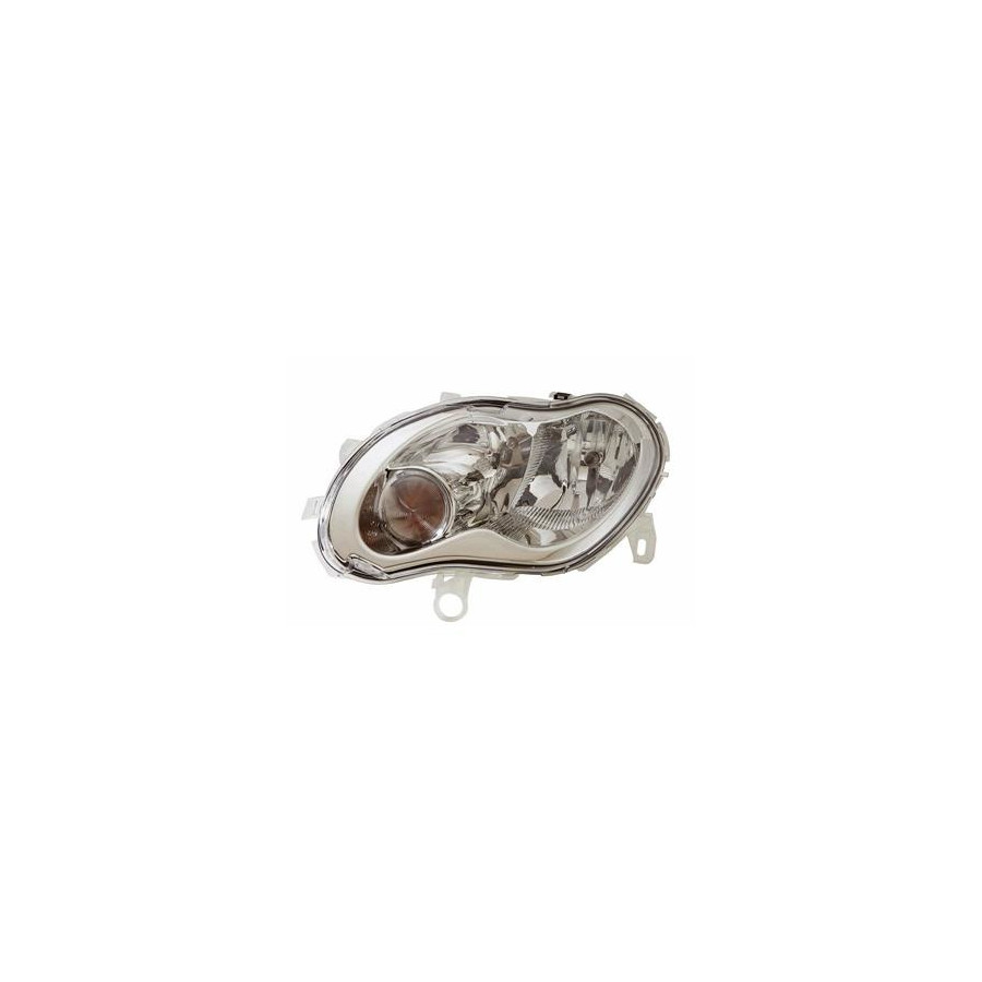 KOPLAMP LINKS MET KNIPPERL. H1 + H7              A.L. 2910963M Magneti Marelli, afbeelding 2