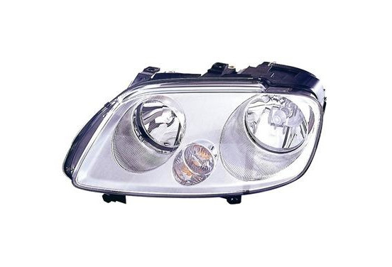 KOPLAMP LINKS MET KNIPPERL. H1+H7             VISTEON 5867961N