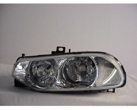 KOPLAMP LINKS MET KNIPPERL. H7+H1 -GTA +Motor CARELLO